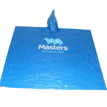 10 Years manufacturer for PE Rain Poncho,Disposable PE Poncho,Plastic PE Poncho Manufacturer in China Promotional disposable rain poncho with customized logo export to United States Factory