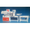 Full automatic high speed partition assemble machine