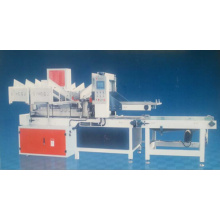 Full automatic partition assemble machine