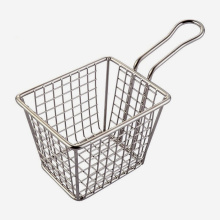 China for Stainless Steel Wire Mesh Basket Stainless Steel Welded Wire Mesh Basket supply to Netherlands Manufacturers