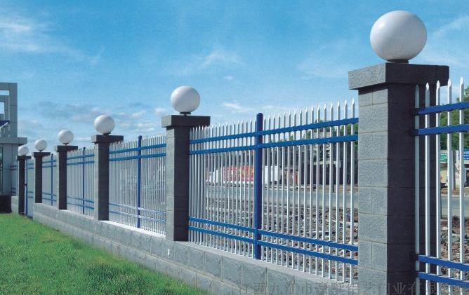 Good Quality Cheap Wrought Zinc Steel Fence