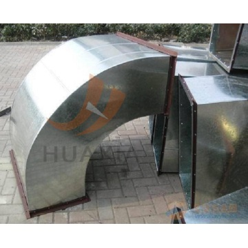 1540 HVAC industry Galvanized duct cnc plamsa cutter