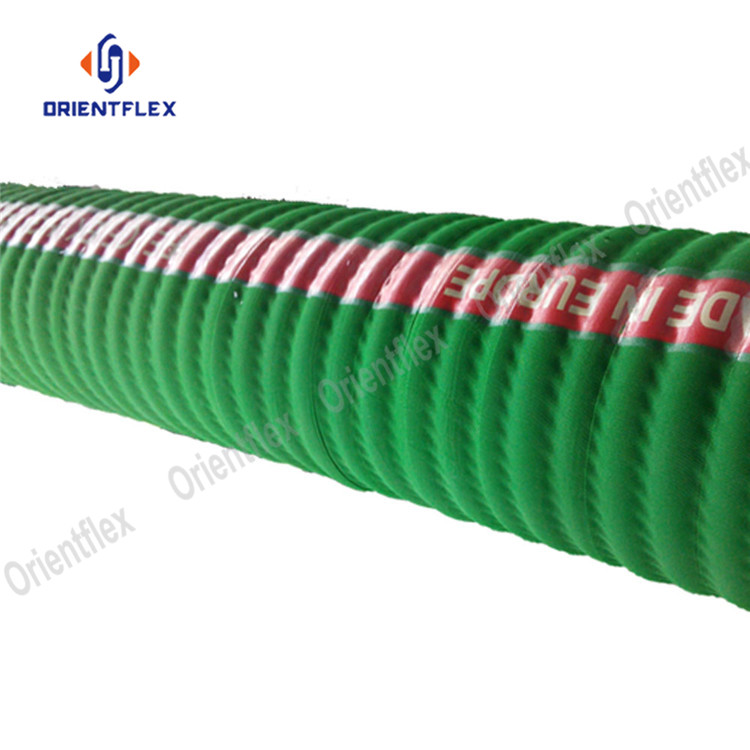 Corrugated Uhmwpe Chemical Hose 9