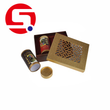 High reputation for for Gift Packing Boxes Hollow square paper box export to Russian Federation Manufacturer