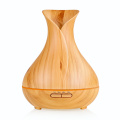 Vase Design 400ml اولتراسونیک Essential Oil Diffuser