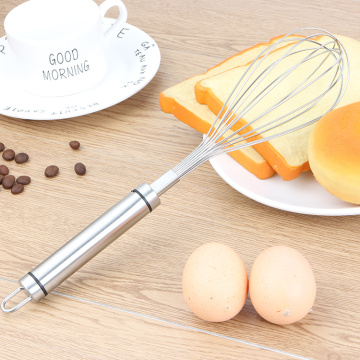 Stainless steel kitchen Tools Mini Hand Help Eggbeater