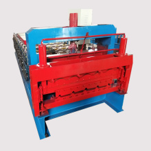 Color 840 zincalum metal roofing sheet machine for sale