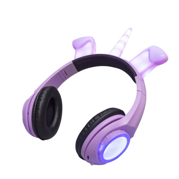 Newest LED Light Headphones Color OEM Headphones