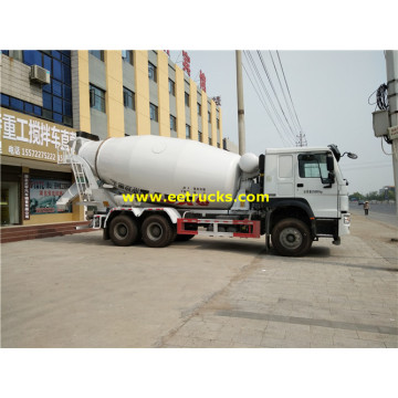 HOWO 380hp 5ton Cement Mixer Trucks