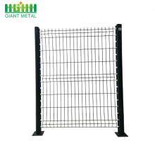 3x3 galvanized welded wire mesh fence