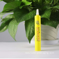 15g cosmetic plastic tube for eye cream packaging