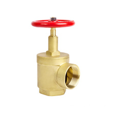 Internal Hydrant brass or bronze Fire Landing Valve angle type