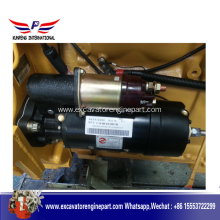 Customized for Shanghai Diesel Engine Spare Parts Shangchai diesel engine parts starter motor 4N3181 export to Fiji Factory