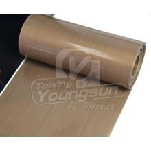 Customized for Woven Glass Fabric PTFE Fiberglass Fabric for heat insulation export to Congo Importers