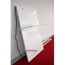 Best Price for for Far Infrared Wall Mounted Heaters White Carbon Crystal Heater Panel with Thermostat supply to Tanzania Supplier