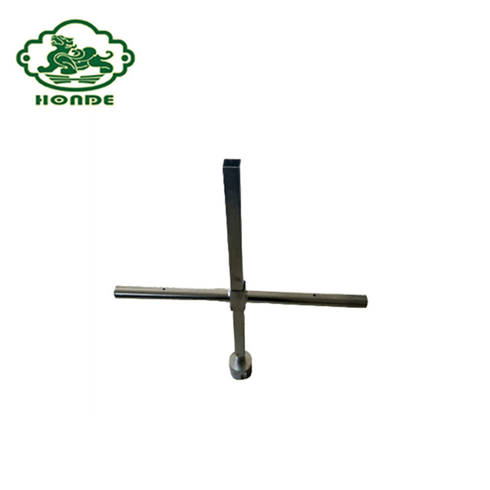 Manual Pile Driver For Screw Piles Anchor