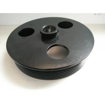 Buick Excel 2.5 pulley with shaft bore