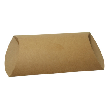 Custom Pillow Style Hair Extension Paper Box
