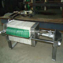 Professional Paper Industry Cast Iron Filter Press