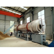 Activation charcoal production machine