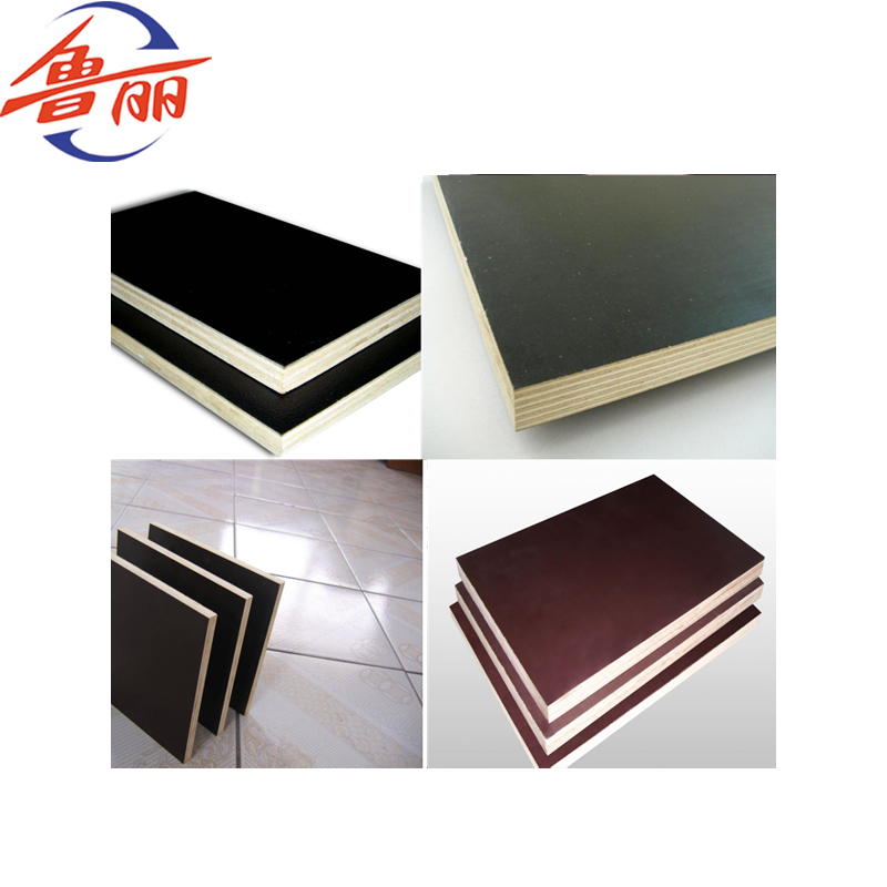 18mm black construction film faced plywood