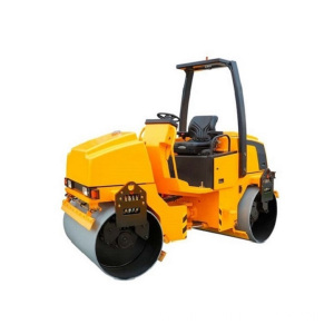 Factory Supply  Double Drum Vibratory Road Roller
