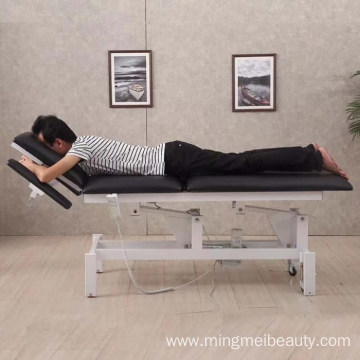 New style electric adjustable Massage Table Treatment Bed