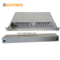 1U Cold-rolled Steel Fiber Optic Drawer Junction Box