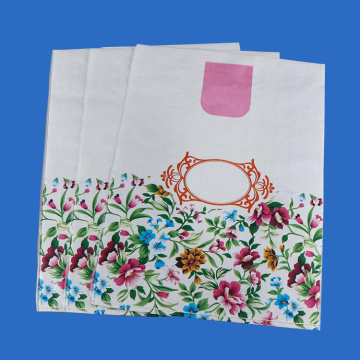 Moistureproof  Full-Color Printing PP Woven Bag