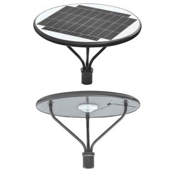 50W Solar Led Area Light Pole Replacement