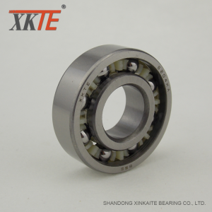 Ball Bearing 6204 TN9 For Conveyor Idler Roller