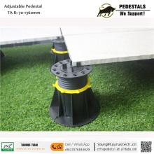 Support  Adjustable Raised Floor Plastic Pedestals