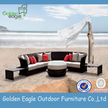 OEM Manufacturer for Modular Seating Luxury Outdoor sectional Rattan sofa export to South Korea Factories