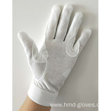 Hook and Loop Velcro Cotton Gloves