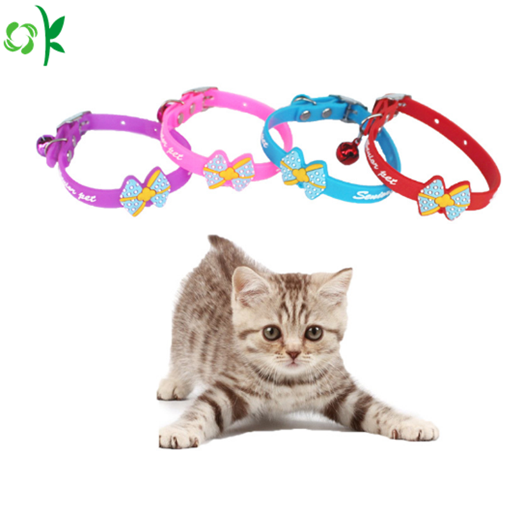 silicone pet collar