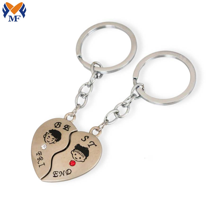 Friend Magnetic Keychain