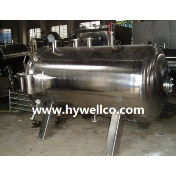 Box Type Vacuum Dryer