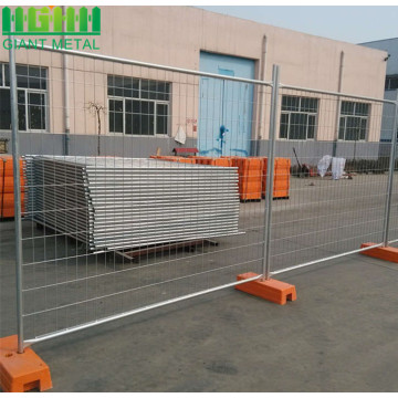 Hot Dipped Galvanized 50x50mm Australia Temporary Fence
