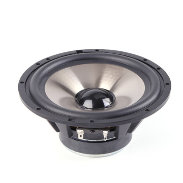 "6,5 ""4Ohm Single Speaker Bobina 25"