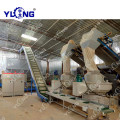 Cotton Waste Pellet Mill