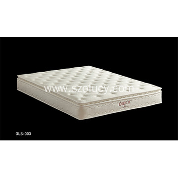 OEM for Memory Foam Mattress,Hd Foam Mattress,Foam Memory For Mattress Manufacturers and Suppliers in China Pillow Top Innerspring Mattress supply to Spain Exporter