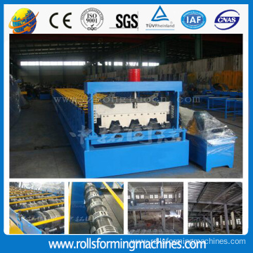 ZT-003-151 Metal Floor Deck Sheet Roll Forming Machine