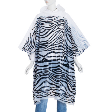 Full Color Printed PE Poncho