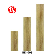 Low prices wooden grain click system flooring tiles