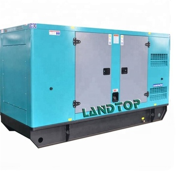 100kw Diesel Generator Silent Type Factory Supply