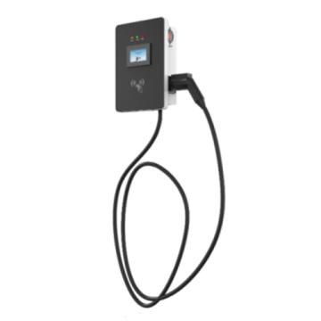 14Kw double gun wall mount AC EV charger