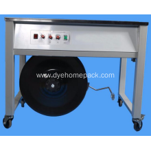 Semi automatic pallet strapping machine