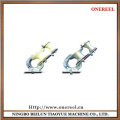 rope pulley aluminium snatch block