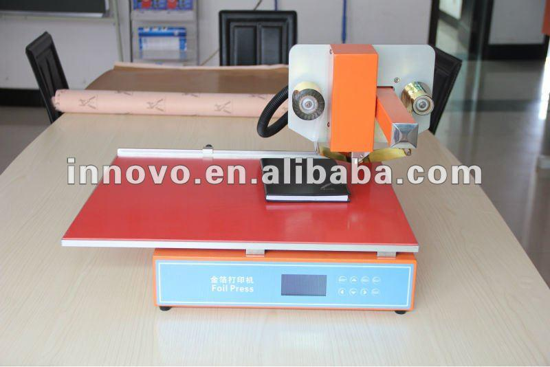 Innovo8025 Plate less Foil Printer