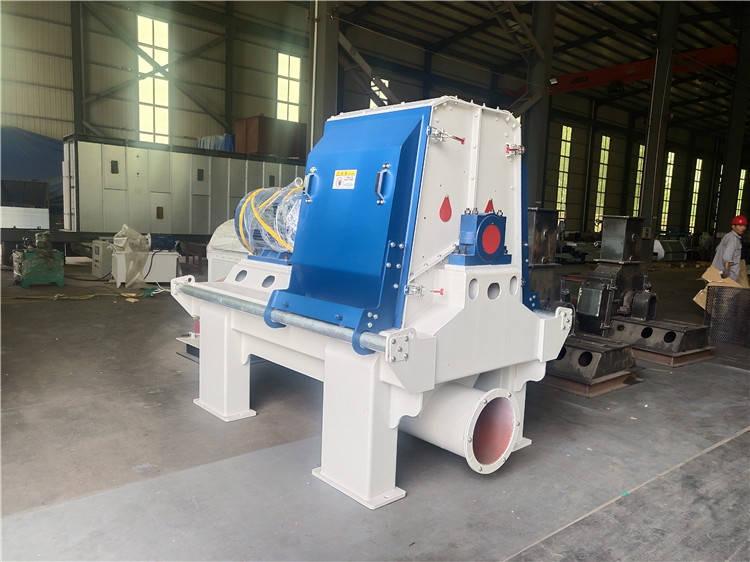 hammer mill corn stalk